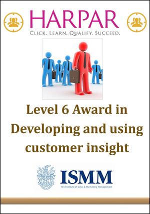 Level-6-Award-in-Developing-and-using-customer-insight
