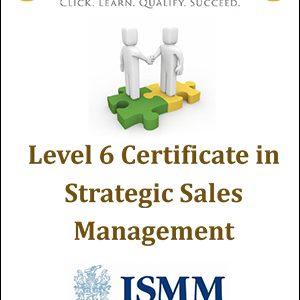 Level-6-Certificate-in-Strategic-Sales-Management