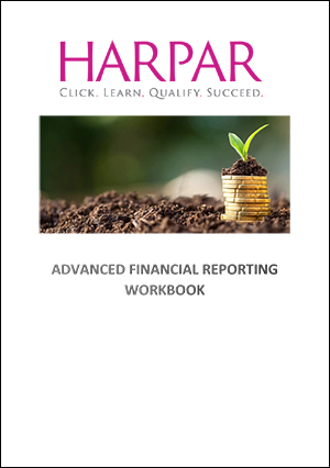 Advance Financial Reporting Workbook