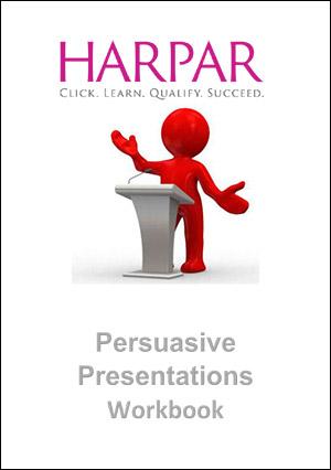 Persuasive presentations workbook-Harpar