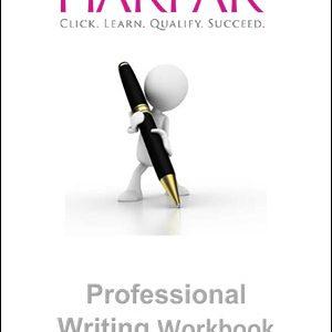 Professional Writing Workbook- Harper