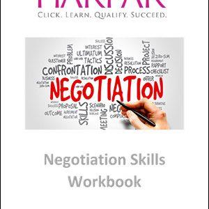 Negotiation Skills Workbook-Harpar