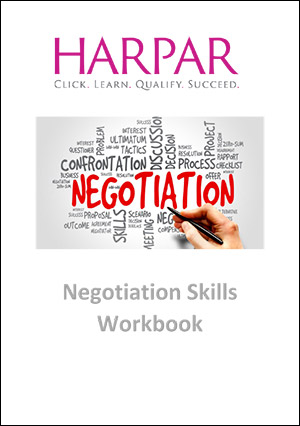 Negotiation Skills Workbook-Harpar