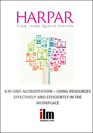 Harpar-USING-RESOURCES-EFFECTIVELY-AND-EFFICIENTLY-IN-THE-WORKPLACE