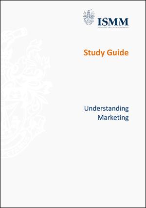 ISMM Study Guide- Understanding Market